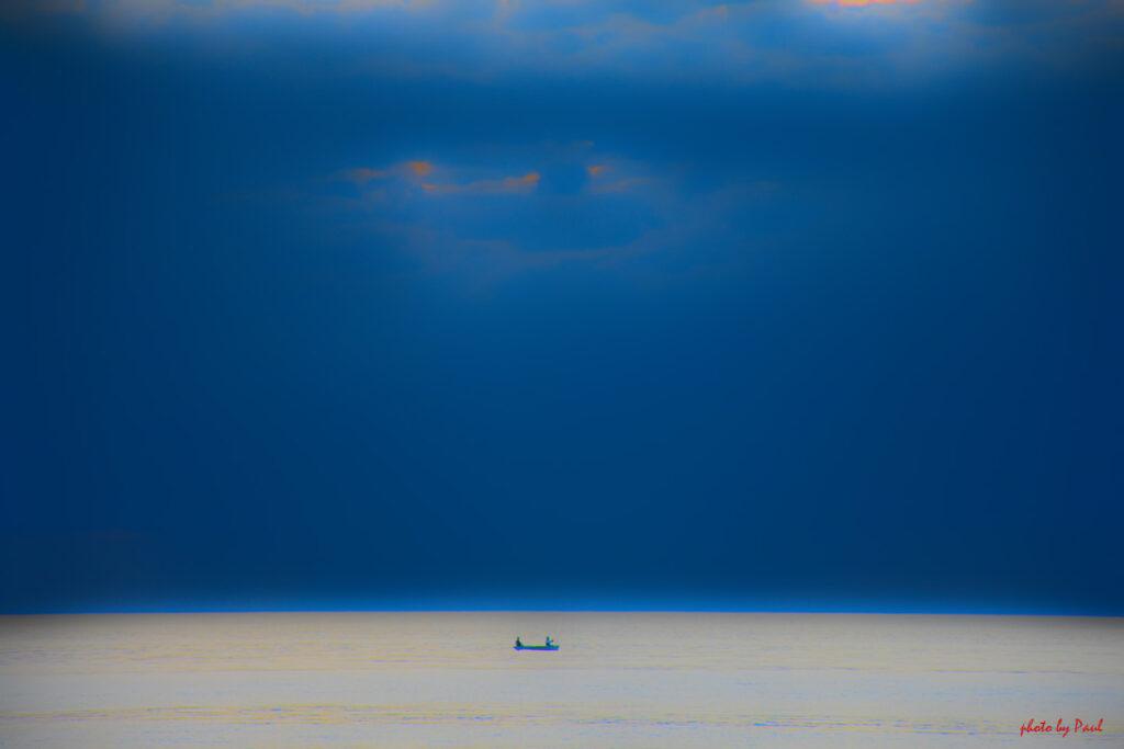 Adrift In A Sea Of Bliss